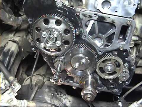 nissan elgrand замена двигателя zd30 на qd32