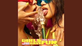 Girls Have Fun
