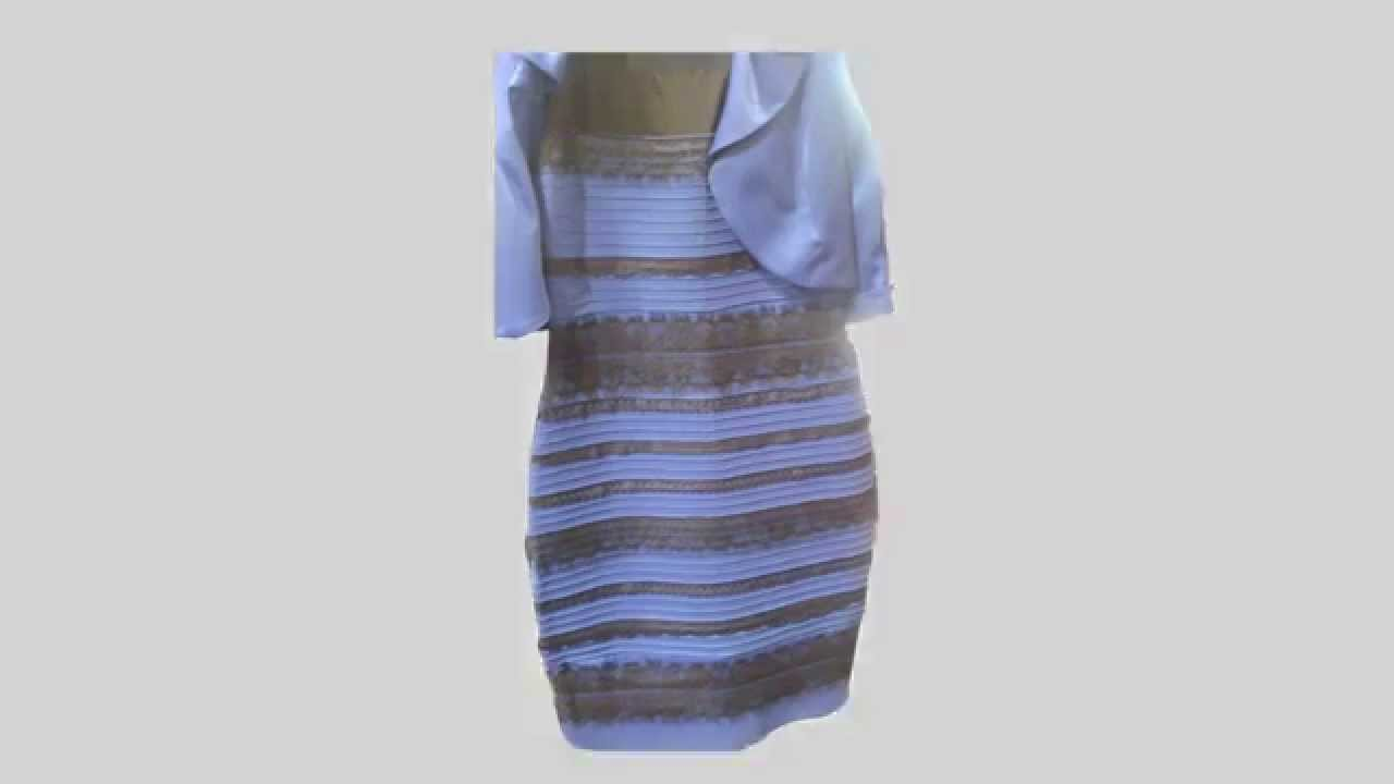 The dress explanation - What Colour Is This Dress Scientific Explanation
