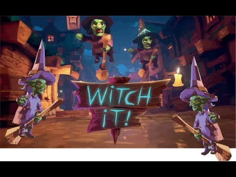 Getting To Grips With It - WITCH IT! #1 |