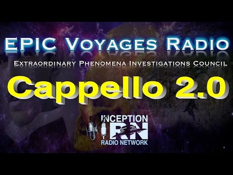 Cappello 2.0 - The Roots of Astrology - EPIC Voyagers Radio