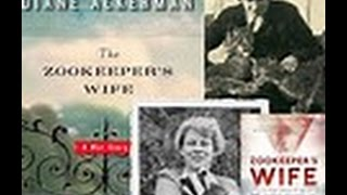 The Zookeeper's Wife with Bestselling Author Diane Ackerman