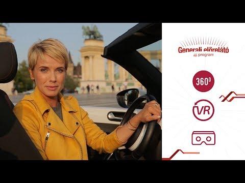 D. Tóth Kriszta Elvisz Magával!  - Generali Előrelátó VR-360° videó