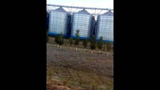 Немецкий посёлок Родина. 75 км от Астаны 10 06 2016