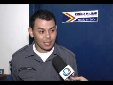 Polícia Militar apreende caminhão carregado com madeira ilegal em Confresa