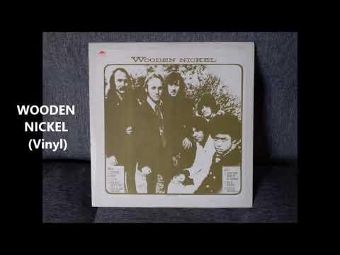 CSN&Y  WOODEN NICKEL(Vinyl)