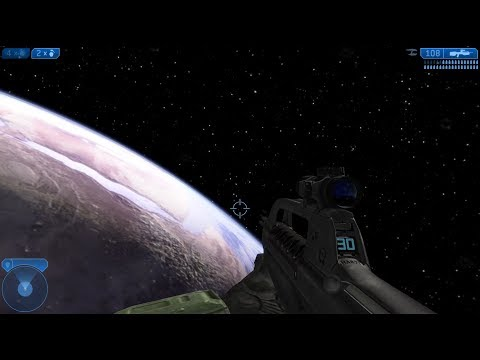 Can You Fall to Earth From Cairo Station in Halo 2? - Exploring Halo