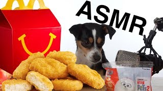 ASMR HAPPY MEAL HAPPY DOG