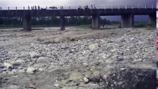 When River comes Suddenly !!