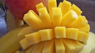 How to cut a Mango- The RIGHT Way!
