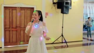 Калмыцкая свадьба. Элистина Бюрвяшова - Мана Кишг. (исполняет автор)