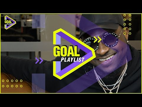 DAVIDO WANTS RONALDO COLLABORATION