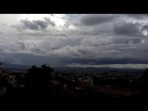 Amazing Clouds over Megenagna - Addis Ababa - Timelapse [Liben Amenu]