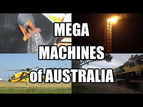 BIGGEST transporters in the world - Heavy vehicles of Australia Documentary Road trains in action