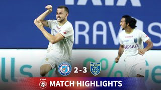Highlights - Jamshedpur FC 2-3 Kerala Blasters - Match 54 | Hero ISL 2020-21