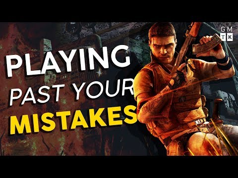 Playing Past Your Mistakes | Game Maker's Toolkit