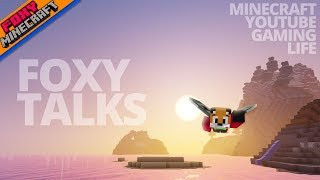 Minecraft Podcast | Foxy Talks