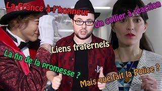 Lupinranger VS Patranger - Épiview 09 - Rencontre avec une française