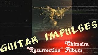 Chimaira, Resurrection Album - Metal Guitar Tone with Impulses & Free Plugins