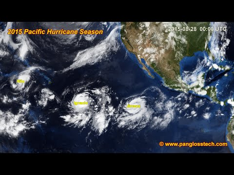 2015 Pacific Hurricane Season