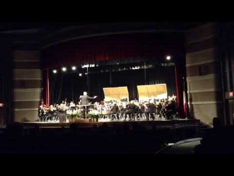 Muscatine High School Symphony: Can Can from Orpheus in the underworld