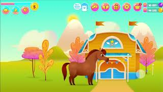 Pixie the Pony - My Mini Horse Gameplay Trailer ANDROID GAMES on GplayG