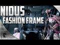 Warframe: Nidus Fashion Frame