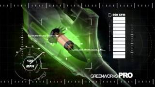 GreenWorks GBL80320 Pro Jet Blower Don't Buy Until You Whatch This Video!!!