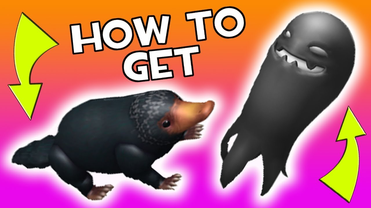Roblox Room: HOW TO GET NIFFLER + IMAGINARY COMPANION From Roblox