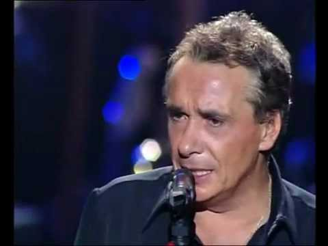 Michel Sardou - Je Me Souviens D'un Adieu - Olympia 1995