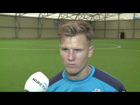 Matt Ritchie and Rafa Benitez look ahead to Newcastle's game against Wolves