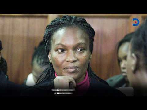 Wine and Alcohol among the items Sarah Wairumu wants to collect  from Tob Cohen's mansion