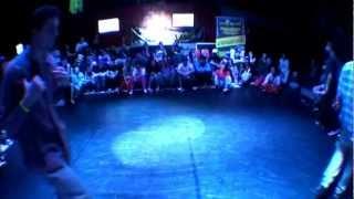 SDK Poland, Popping semi final, Temps vs. Sheva