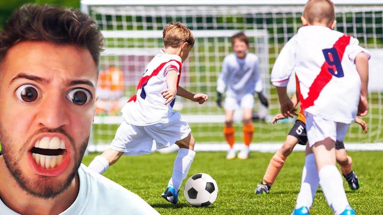 Die Besten Fussball Kinder Auf Youtube