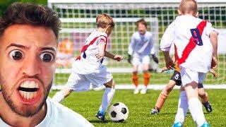 die BESTEN FUßBALL KINDER auf YouTube !