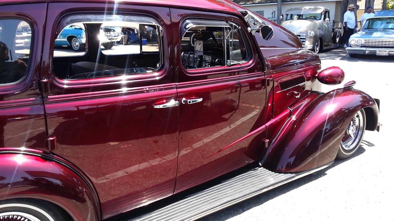 Whittier Car Show