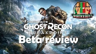Ghost Recon Breakpoint Beta Review - Is it any good?