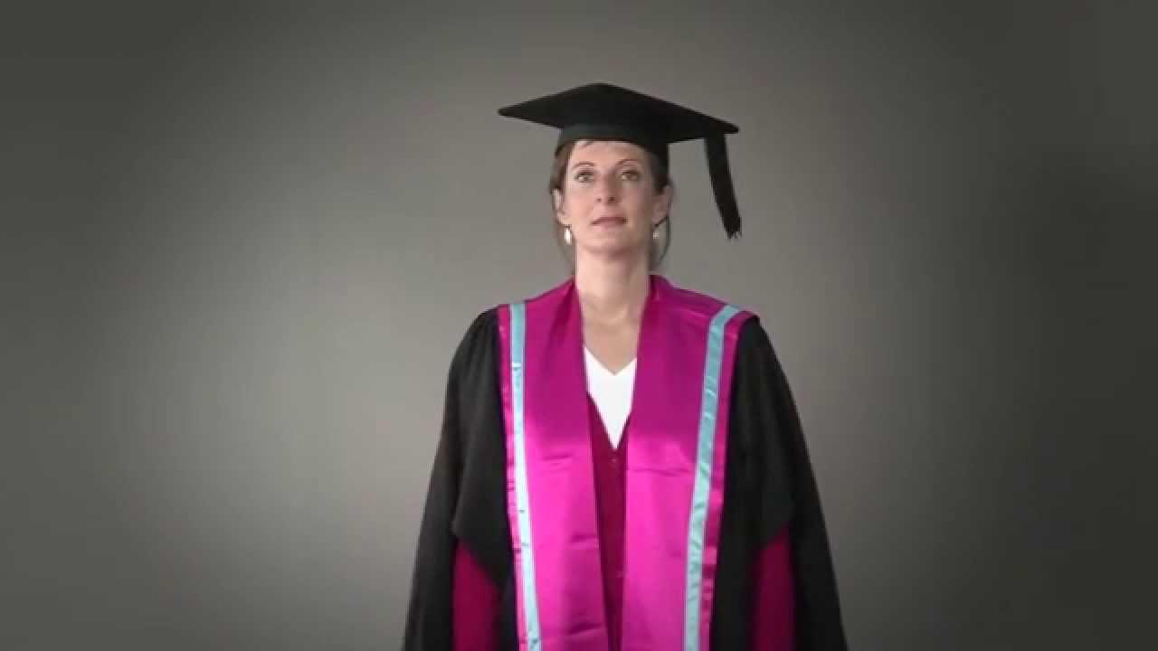 Victoria University of Wellington - Wearing Your Academic Dress ...