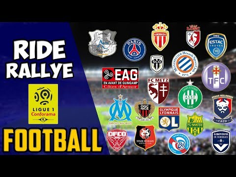 Multiplex Ligue 1 Conforama - 4e journée - Saison 2017/2018 FIFA 17 [FR]