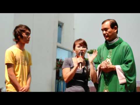 Chứng Nhân của Lòng Thương Xót Chúa - tối 9.7.2011 - Nhà Thờ Hòa Hưng