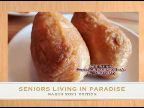 KTA's Seniors Living in Paradise - March 2021