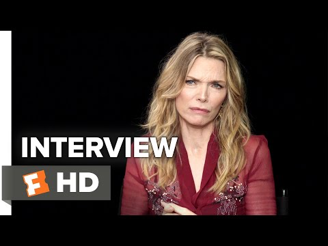 Mother! Interview - Michelle Pfeiffer (2017) | Movieclips Coming Soon