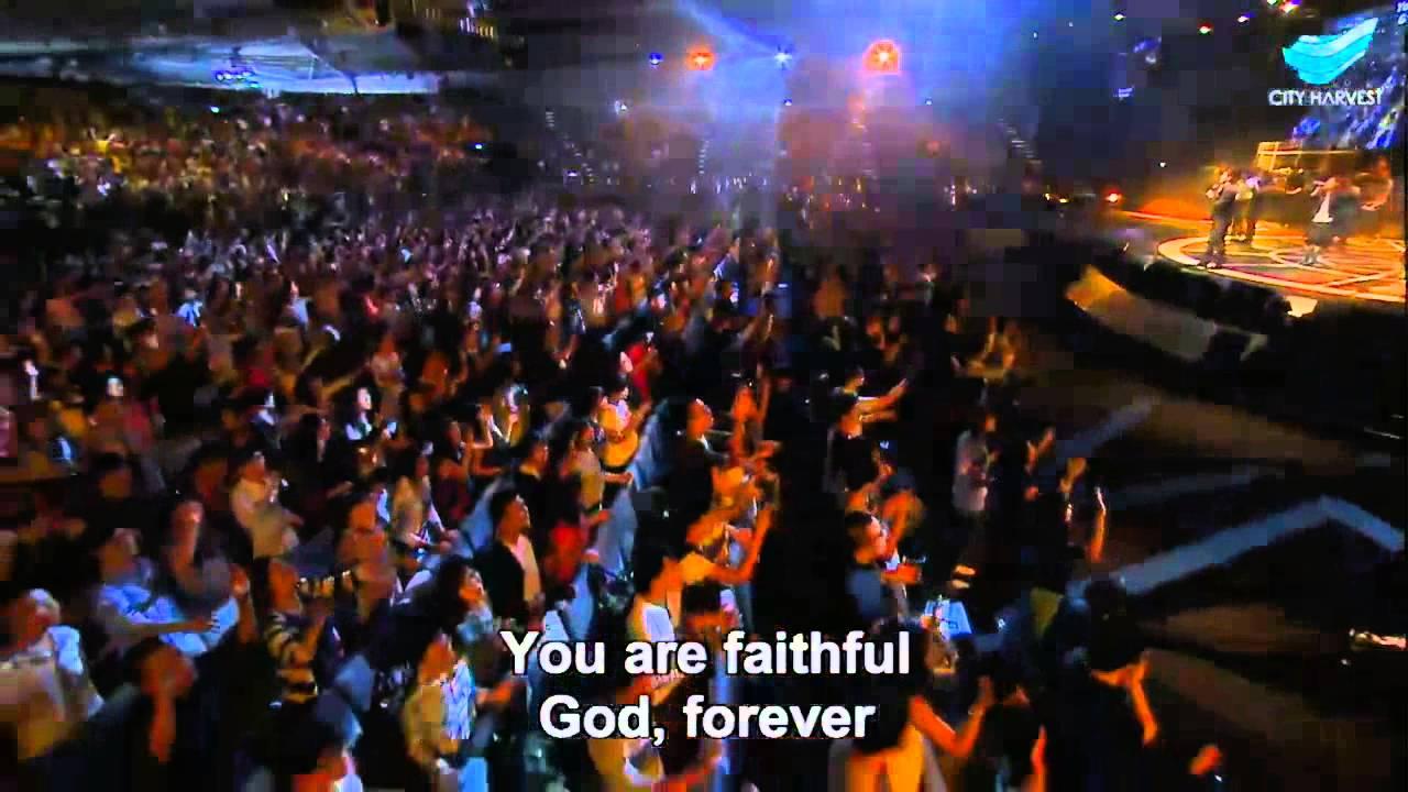 Come Holy Spirit chords & lyrics - City Harvest Church