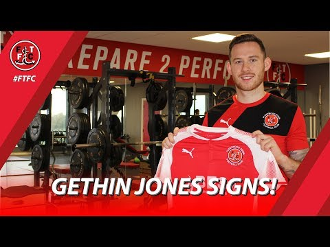 Gethin Jones joins the Cod Army | First Interview