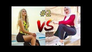 تيك توك علي احلي(موده الادهم)VS(حنين حسام) مع احلي مهرجانات/Tik Tok