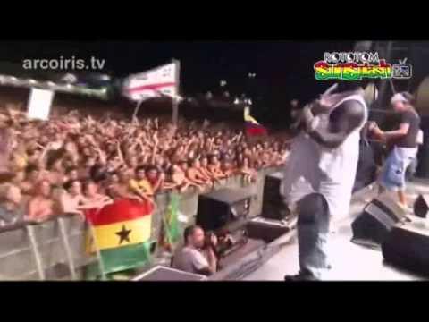 Alpha Blondy - Live at Rototom Sunsplash 2012