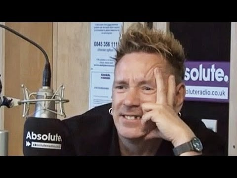 John Lydon On Lady Gaga and Madonna