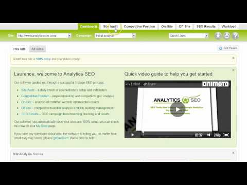Analytics SEO Software Tools Overview