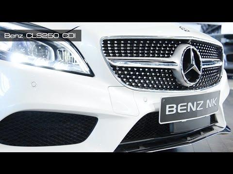 รถเบนซ์มือสอง Benz NK - The New CLS250 AMG