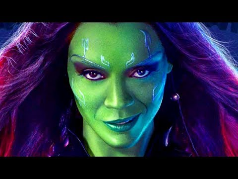 Endgame Directors Address Gamora's Fate After Tony's Snap